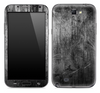 Grungy Dark Textured Skin for the Samsung Galaxy Note 1 or 2