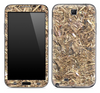 Wood Chips 2 Skin for the Samsung Galaxy Note 1 or 2