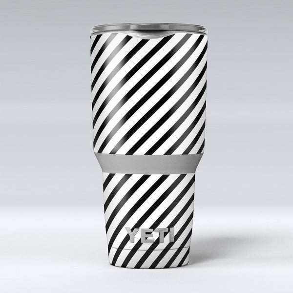 Slate_Black_Slanted_Bold_Stripes_-_Yeti_Rambler_Skin_Kit_-_30oz_-_V1.jpg