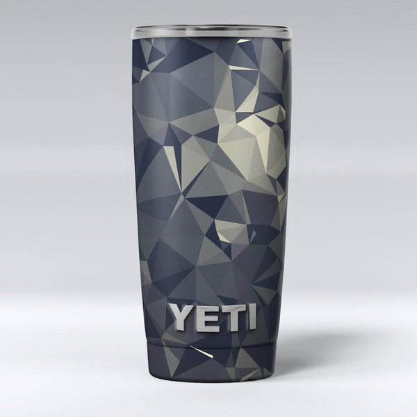 Slate_Gray_Geometric_Triangles_-_Yeti_Rambler_Skin_Kit_-_20oz_-_V1.jpg