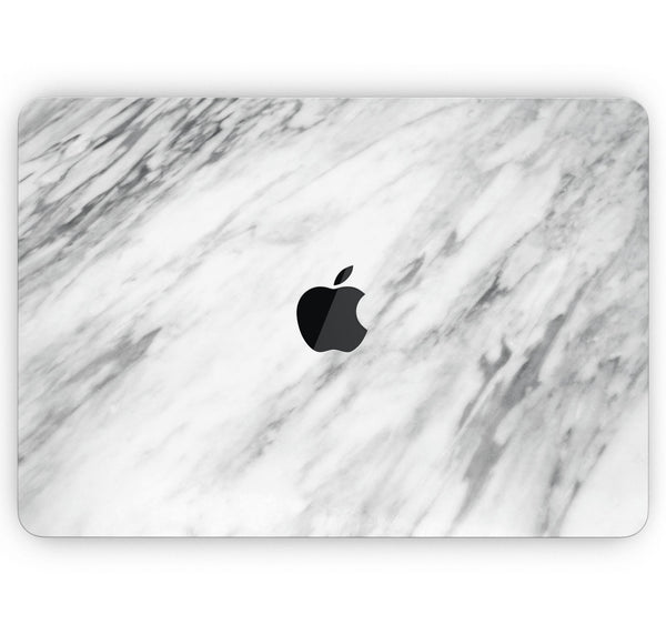"Slate Marble Surface V10- Skin Decal Wrap Kit Compatible with the Apple MacBook Pro, Pro with Touch Bar or Air (11"", 12"", 13"", 15"" & 16"" - All Versions Available)"