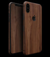Smooth-Grained Wooden Plank - iPhone XS MAX, XS/X, 8/8+, 7/7+, 5/5S/SE Skin-Kit (All iPhones Available)