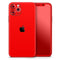 Solid Red - Skin-Kit for the Apple iPhone 11, 11 Pro or 11 Pro Max