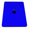 "Solid Royal Blue - Full Body Skin Decal for the Apple iPad Pro 12.9"", 11"", 10.5"", 9.7"", Air or Mini (All Models Available)"