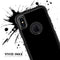 Solid State Black - Skin Kit for the iPhone OtterBox Cases