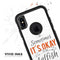 Sometimes Its Okay To Be Selfish - Skin Kit for the iPhone OtterBox Cases
