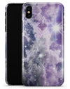 Sparkly Space - iPhone X Clipit Case