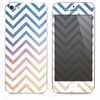 Spectral Decay Chevron Skin for the iPhone 3gs, 4/4s, 5, 5s or 5c