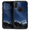 Starry Mountaintop - Skin Kit for the iPhone OtterBox Cases