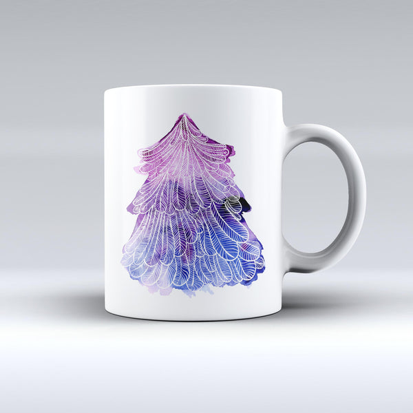 The-Stenciled-Watercolor-Evergreen-Tree-ink-fuzed-Ceramic-Coffee-Mug