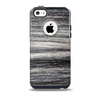 Strands of Dark Colored Hair Skin for the iPhone 5c OtterBox Commuter Case