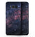 Subtle Pink Glowing Space - Samsung Galaxy S8 Full-Body Skin Kit