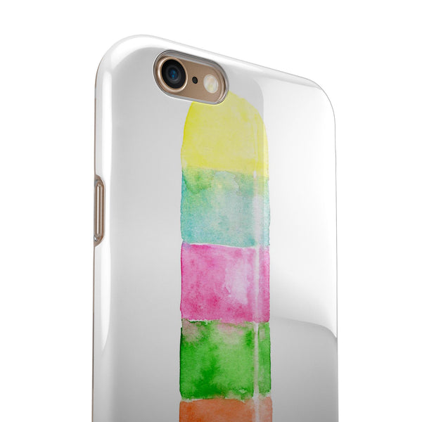 Summer Mode Ice Cream V1 iPhone 6/6s or 6/6s Plus 2-Piece Hybrid INK-Fuzed Case