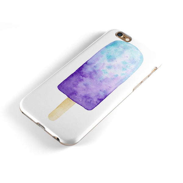 Summer Mode Ice Cream v11 iPhone 6/6s or 6/6s Plus 2-Piece Hybrid INK-Fuzed Case
