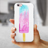 Summer Mode Ice Cream v14 iPhone 6/6s or 6/6s Plus 2-Piece Hybrid INK-Fuzed Case