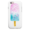 Summer Mode Ice Cream v7 iPhone 6/6s or 6/6s Plus 2-Piece Hybrid INK-Fuzed Case