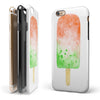 Summer Mode Ice Cream v8 iPhone 6/6s or 6/6s Plus 2-Piece Hybrid INK-Fuzed Case