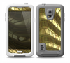 The Warped Gold-Plated Mosaic Skin Samsung Galaxy S5 frē LifeProof Case