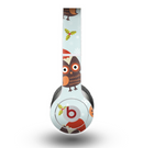 The Orange Candy Slices Skin for the Beats by Dre Original Solo-Solo HD Headphones
