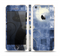 The Abstract Black & White Cats Skin Set for the Apple iPhone 5s