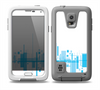 The Abstract Blue Skyline View Skin for the Samsung Galaxy S5 frē LifeProof Case