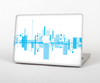 The Abstract Blue Skyline View Skin for the Apple MacBook Pro Retina 13""