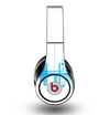 The Abstract Blue Skyline View Skin for the Original Beats by Dre Studio Headphones