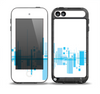The Abstract Blue Skyline View Skin for the iPod Touch 5th Generation frē LifeProof Case
