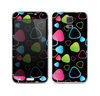 The Abstract Bright Colored Picks Skin For the Samsung Galaxy S5