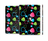 The Abstract Bright Colored Picks Skin Set for the Apple iPad Air 2