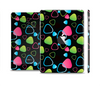 The Abstract Bright Colored Picks Full Body Skin Set for the Apple iPad Mini 2