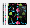 The Abstract Bright Colored Picks Skin for the Apple iPhone 6