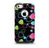 The Abstract Bright Colored Picks Skin for the iPhone 5c OtterBox Commuter Case