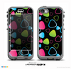 The Abstract Bright Colored Picks Skin for the iPhone 5c nüüd LifeProof Case