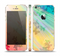 The Abstract Color Butterfly Shadows Skin Set for the Apple iPhone 5s