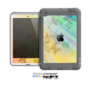 The Abstract Color Butterfly Shadows Skin for the Apple iPad Mini LifeProof Case