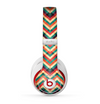 The Abstract Colorful Chevron Skin for the Beats by Dre Studio (2013+ Version) Headphones