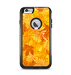 The Abstract Fall Leaves Apple iPhone 6 Plus Otterbox Commuter Case Skin Set