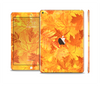The Abstract Fall Leaves Skin Set for the Apple iPad Air 2