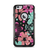 The Abstract Flower Arrangement Apple iPhone 6 Plus Otterbox Commuter Case Skin Set