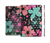 The Abstract Flower Arrangement Skin Set for the Apple iPad Air 2