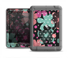 The Abstract Flower Arrangement Apple iPad Mini LifeProof Nuud Case Skin Set