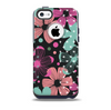 The Abstract Flower Arrangement  Skin for the iPhone 5c OtterBox Commuter Case