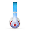 The Abstract Light Blue Scattered Snowflakes Skin for the Beats by Dre Studio (2013+ Version) Headphones-Recovered