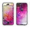 The Abstract Neon Paint Explosion Apple iPhone 6 LifeProof Nuud Case Skin Set