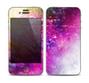The Abstract Neon Paint Explosion Skin for the Apple iPhone 4-4s