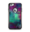 The Abstract Oil Painting V3 Apple iPhone 6 Plus Otterbox Commuter Case Skin Set