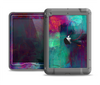 The Abstract Oil Painting V3 Apple iPad Mini LifeProof Nuud Case Skin Set