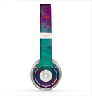 The Abstract Oil Painting V3 Skin for the Beats by Dre Solo 2 Headphones