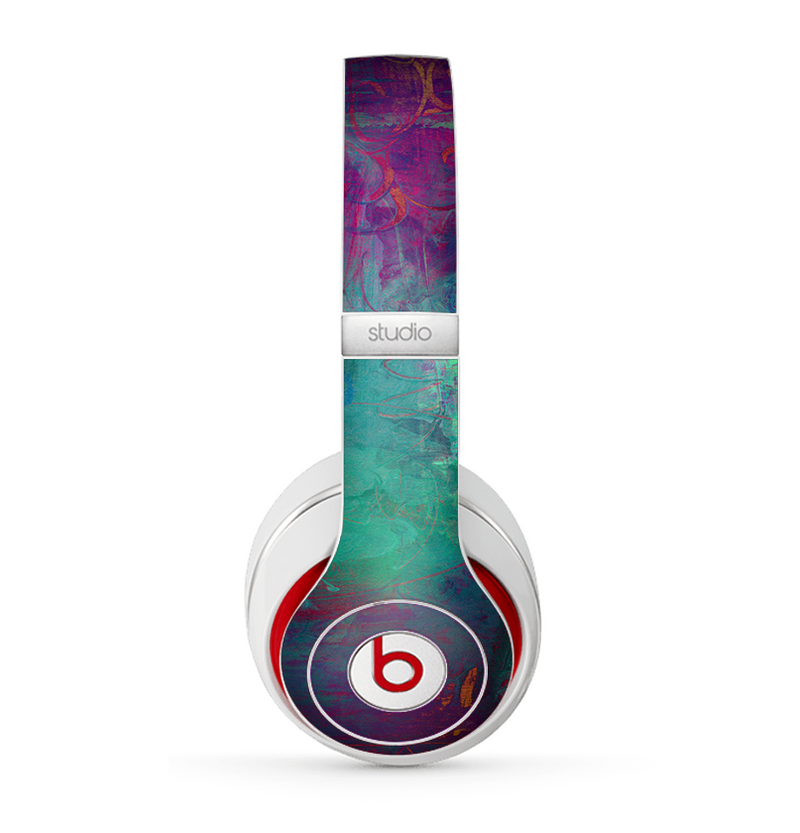 The Abstract Oil Painting V3 Skin for the Beats by Dre Studio (2013+ Version) Headphones